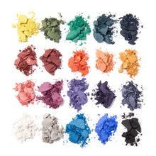 Image of MS Glamour Artist Palette Colors