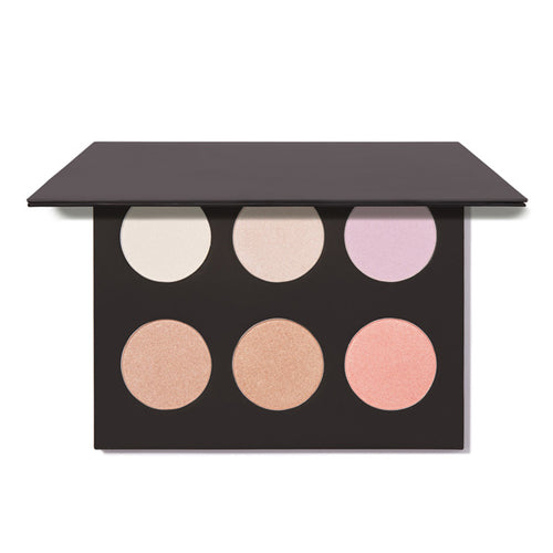 Image of MS Glamour Highlight and Glow Palette Wells