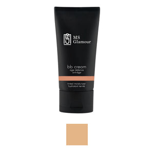 Image of MS Glamour's Light Medium BB Cream
