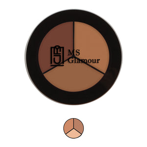 Image of MS Glamour 4 Instant Neutrals Concealer Trio