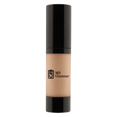 Image of MS Glamour Hi-Def Foundation Liquid Bottle