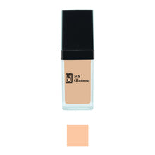 Image of MS Glamour's F-C3 Warm Yellow Face Foundation