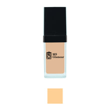 Image of MS Glamour's F-C4 Warm Yellow Face Foundation