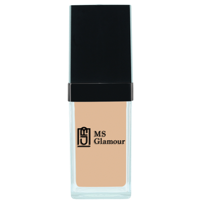 Image of MS Glamour's Face Foundation Bottle