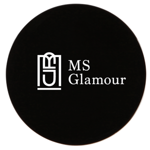 Image of MS Glamour Mineral Powder Foundation Compact Jar