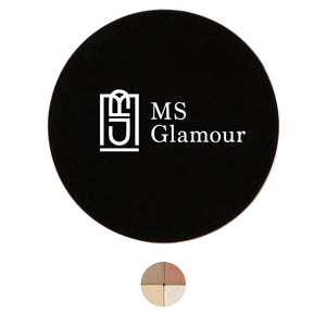 Image of MS Glamour 1 Lust Worth Quattros Blusher Shadows