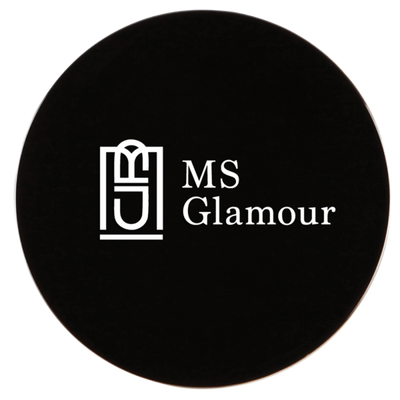 Image of MS Glamour Quattros Blusher Shadows Case