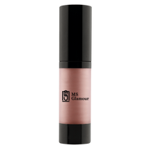 Image of MS Glamour Sheer Glow Illuminating Lotion Bottle
