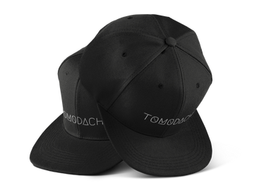 Tomodachi Black Tomodachi Original Tomodachi Clothing Streetwear
