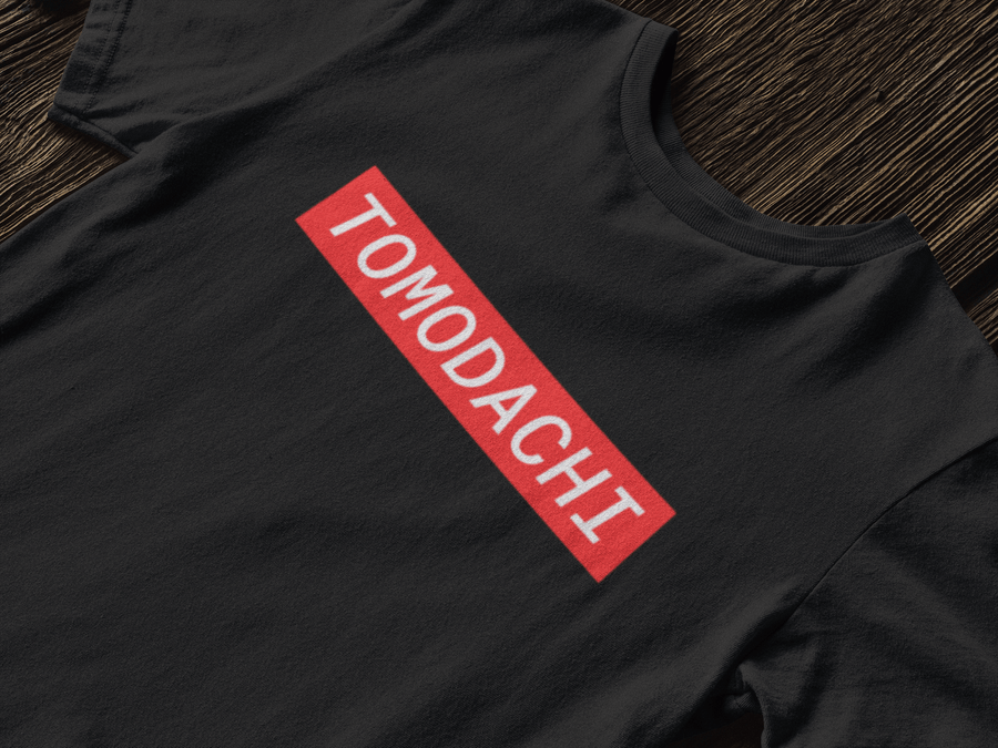 Tomodachi S / Black Hype Tomodachi Clothing Streetwear