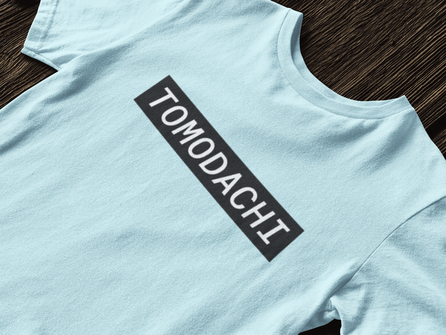 Tomodachi S / Ice Blue Hype Tomodachi Clothing Streetwear