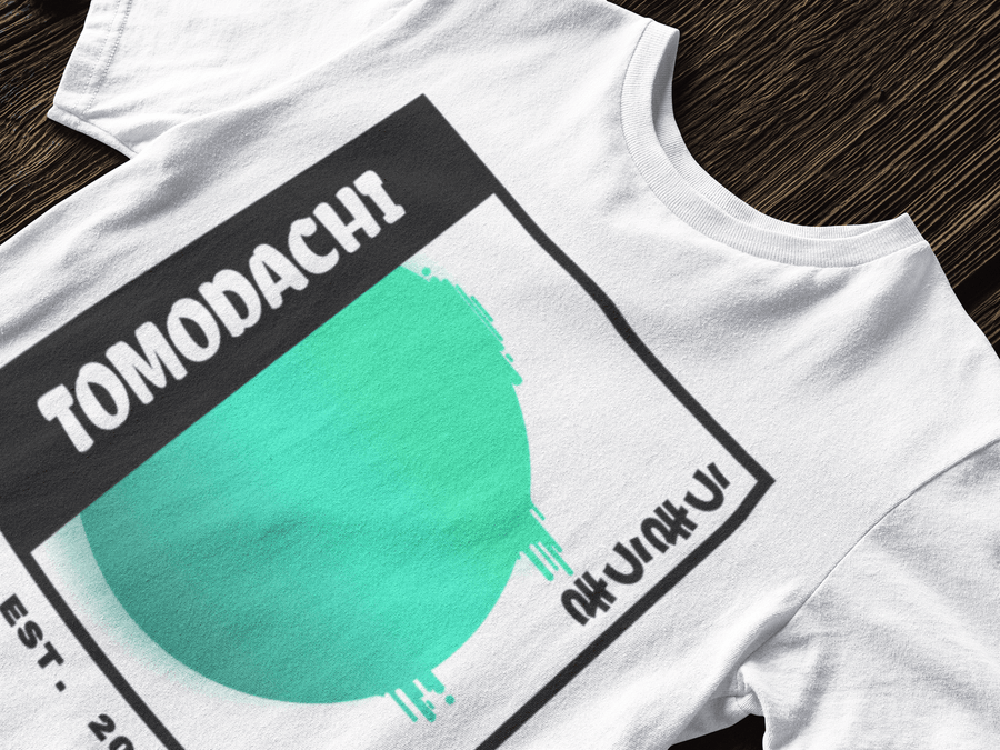 Tomodachi S / Ice Blue Moon Tomodachi Clothing Streetwear