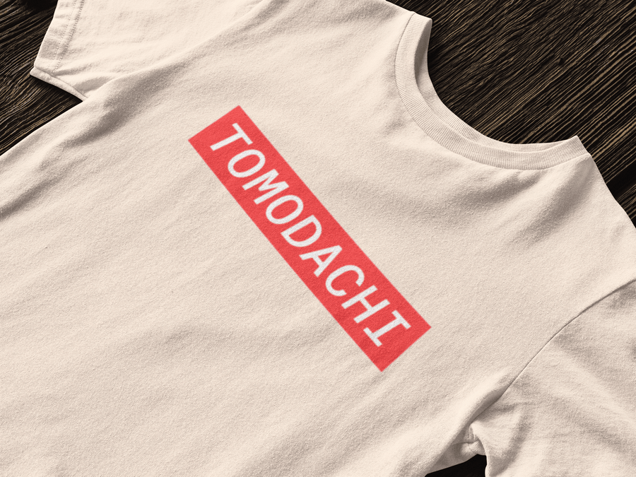 Tomodachi S / Peach Hype Tomodachi Clothing Streetwear