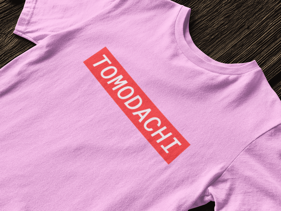 Tomodachi S / Pink Hype Tomodachi Clothing Streetwear