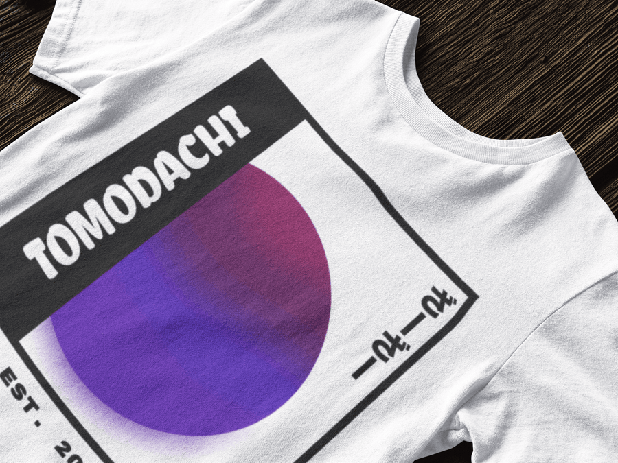 Tomodachi S / Purple Moon Tomodachi Clothing Streetwear