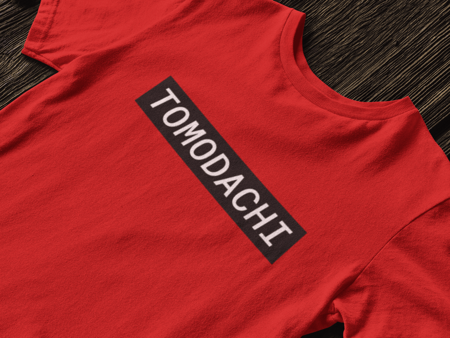Tomodachi S / Red Hype Tomodachi Clothing Streetwear