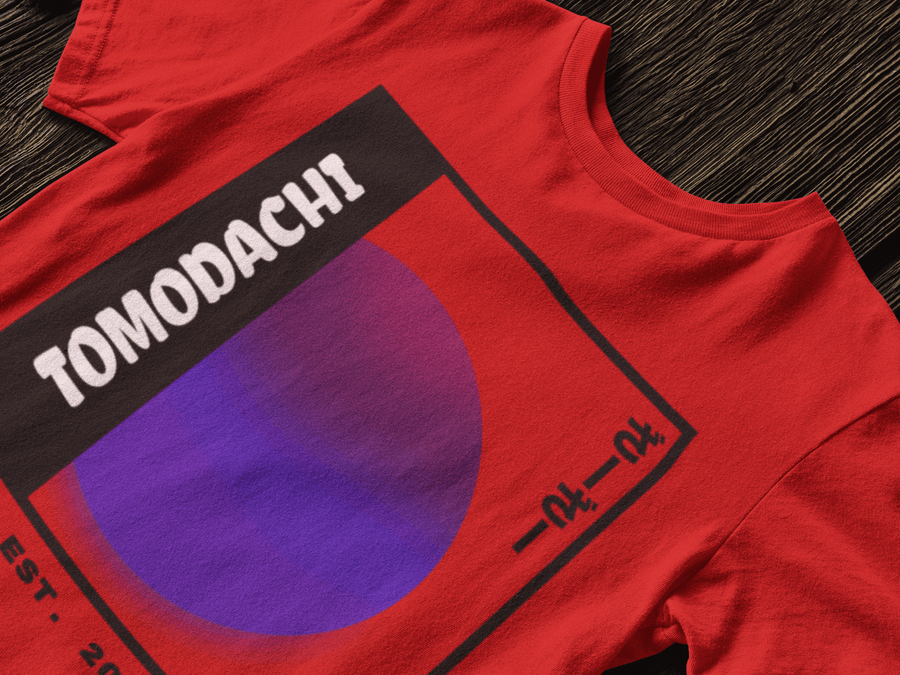 Tomodachi S / Red Moon Tomodachi Clothing Streetwear
