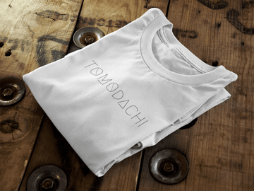 Tomodachi S / White Tomodachi Original Tomodachi Clothing Streetwear