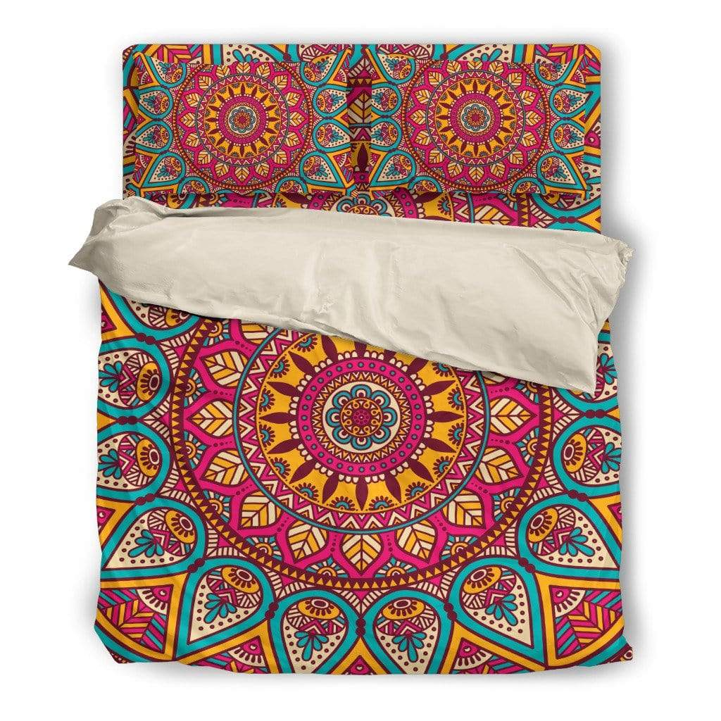 Bedding Set / Twin Bedding Set Mandala