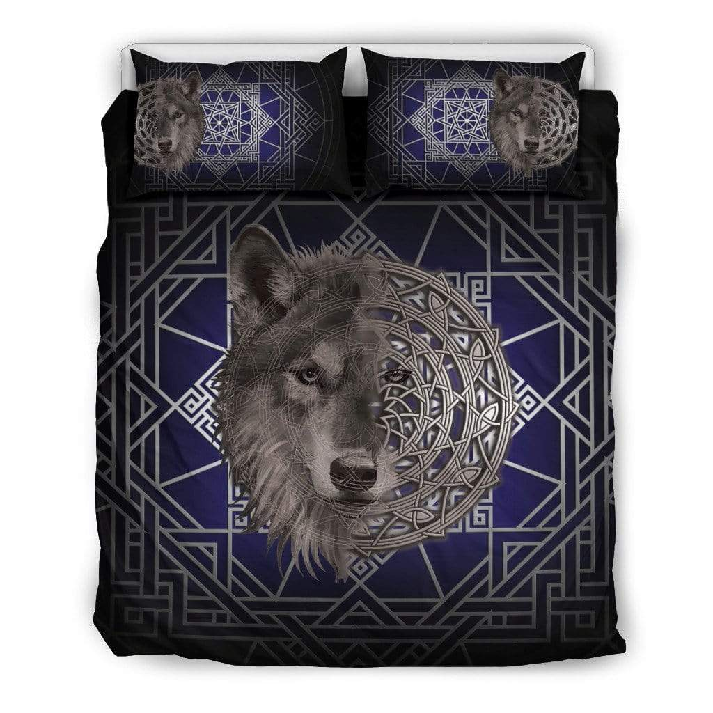Bedding Set / Twin Wolf Spirit Bedding Set