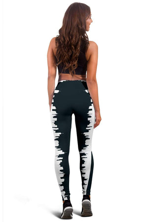 Leggings Cute City Girl Women's Leggings