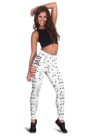 Leggings Live The Life You Love