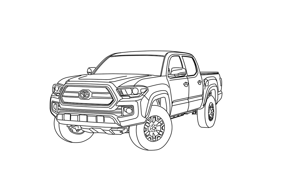 Toyota Tacoma 3rd Gen – Page 2