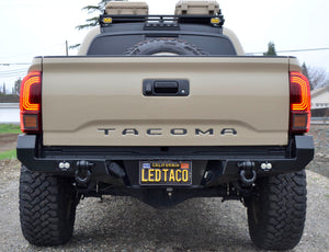 LED Tail Lights -Red- 3rd Gen Tacoma
