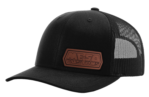 MESO Customs Hat Black