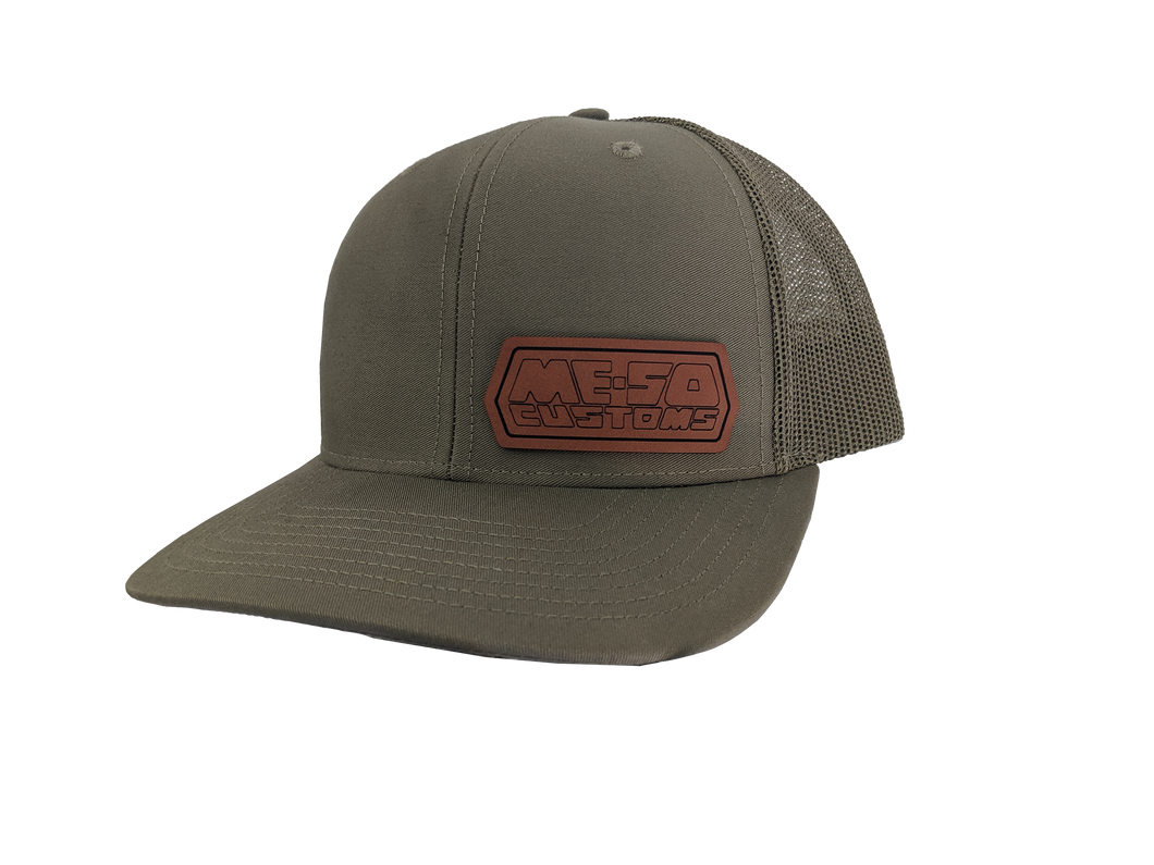 MESO Customs Hat Loden Green