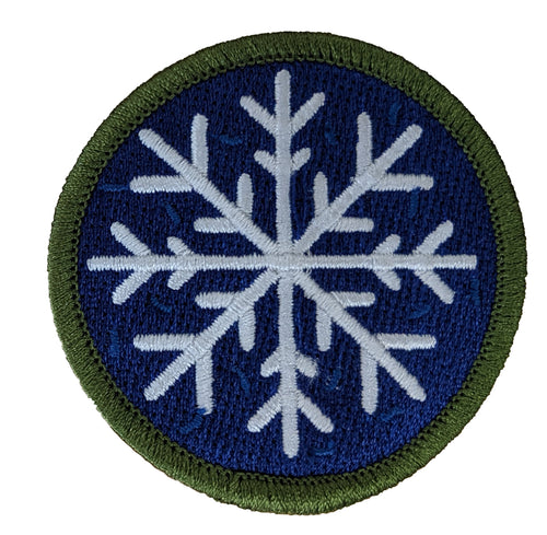 Snowflake Merit Badge