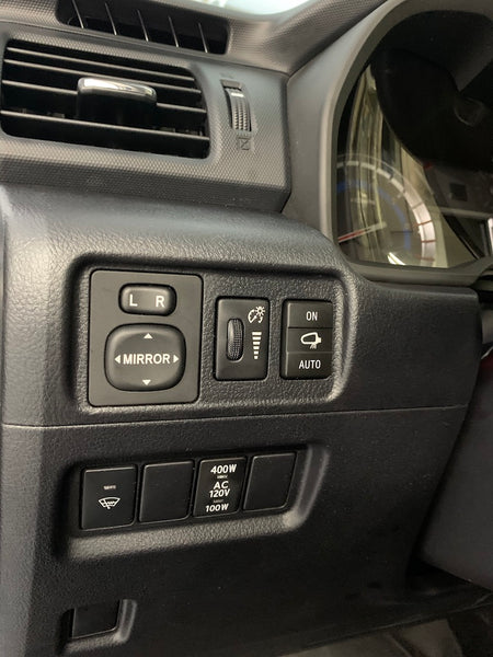 4Runner Puddle Switch Kit