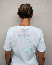 Load image into Gallery viewer, Fuck Fast Fashion - Tie Dye - Soft Turquoise