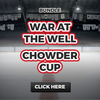 Bundle - War at the well & Junior Chowder Cup - u15