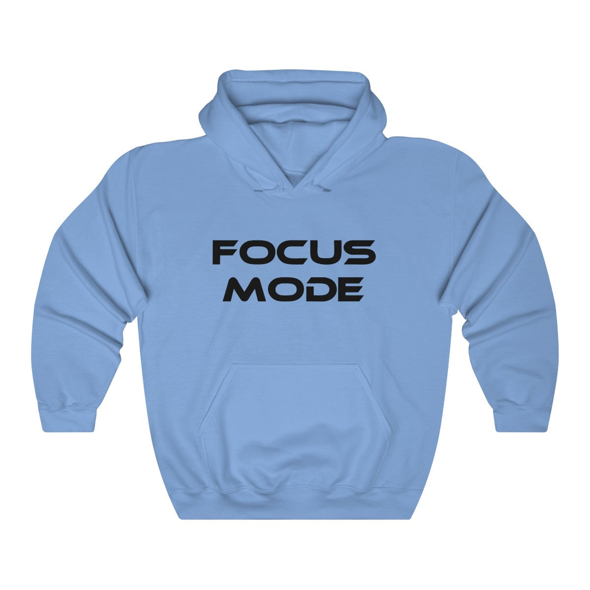 Focus Mode Hoodie ~ Light
