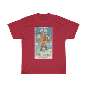 Will Keith Weapons Master T Shirt
