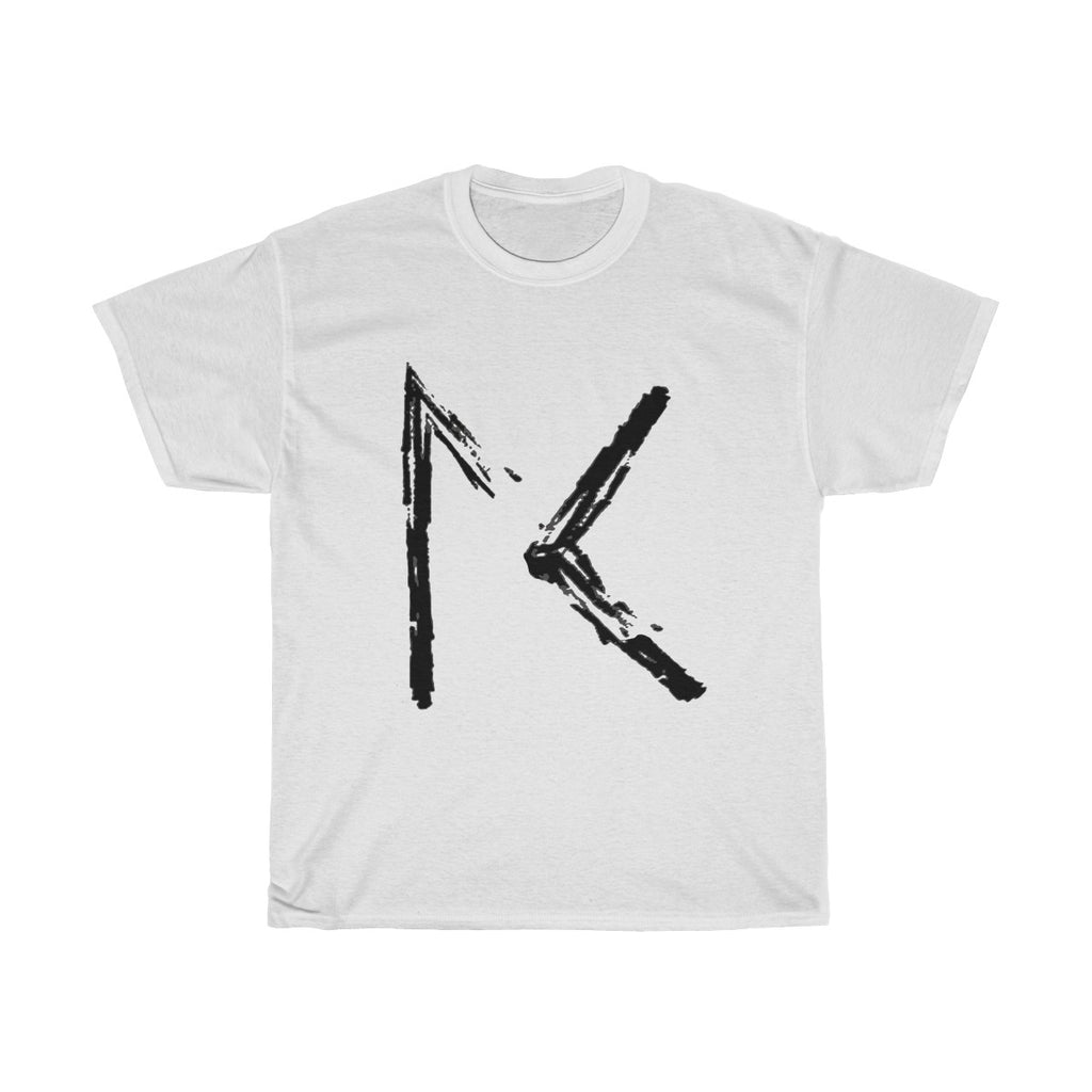 Norse Runes - Waters Death T Shirt ~ Light