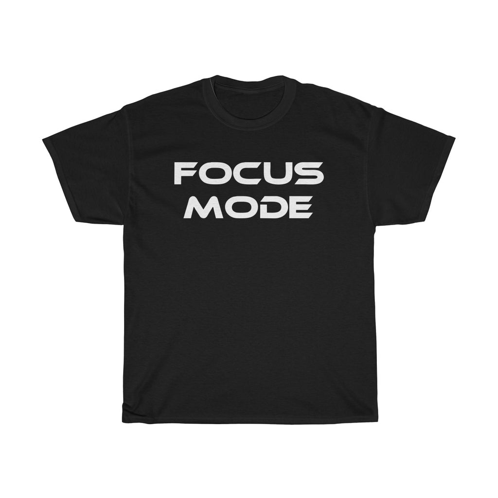 Focus Mode T Shirt ~ Dark