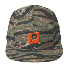 Load image into Gallery viewer, Hometown Orange Box Five Panel Cap