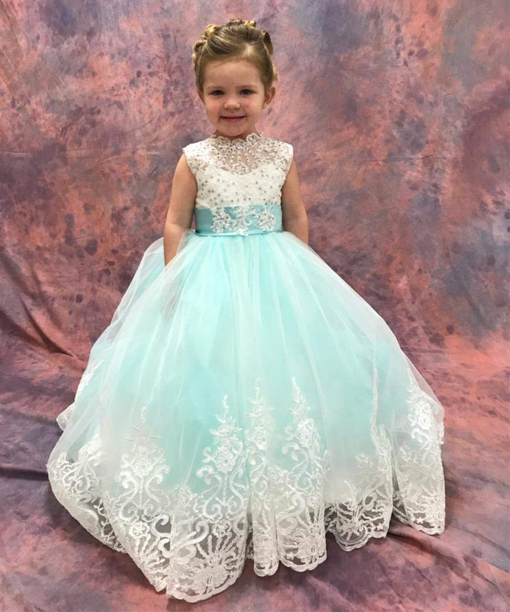... Girls Pageant Dresses Kids Prom Puffy Tulle Lace Beaded Ball Gown.   69.99.  159.00. lilac. burgundy. coral-pink. aqua ef6f5047d7d2