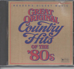 Greatest Original Country Hits of the 80's