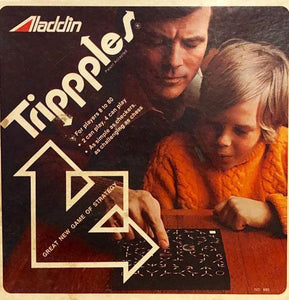 Trippples : Great New Game of Strategy