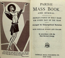 Load image into Gallery viewer, Parish Mass Book & Hymnal
