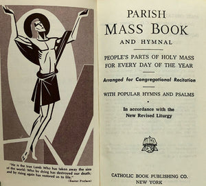 Parish Mass Book & Hymnal