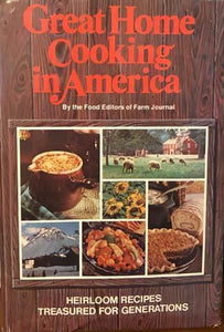 Great Home Cooking in America
