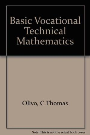Basic Vocational-Technical Mathematics