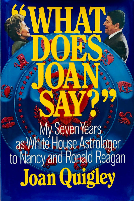 What Does Joan Say'