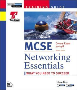 MCSE Networking Essentials: Training Guide Second Ed.