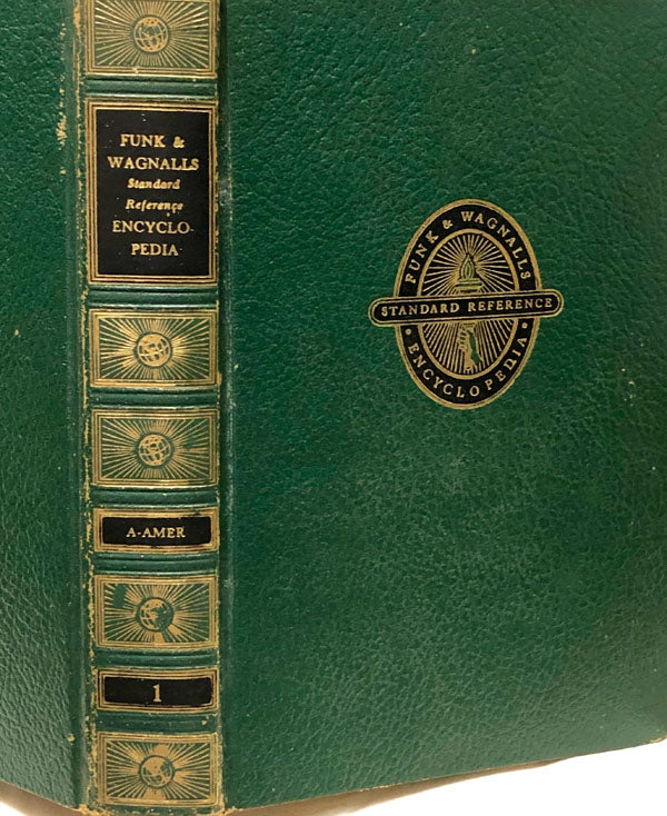 Funk & Wagnalls Encyclopedia: Vol. 1
