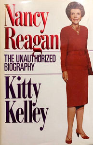 Nancy Reagan The Unauthorized Biography